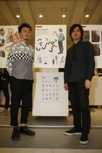 I-classificato_Makoto-Inagaki+Shinji-Yoshida